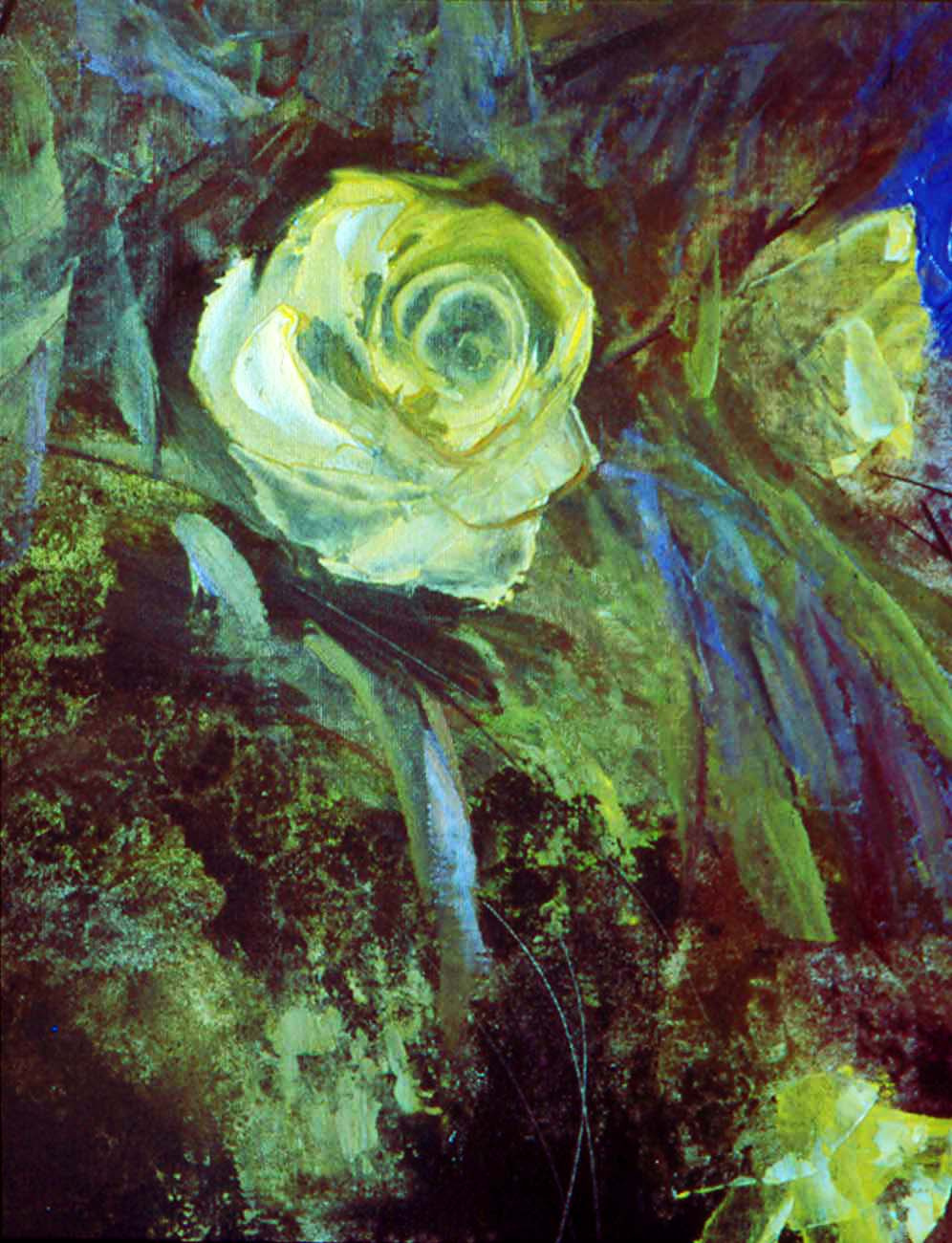 Alexander Ivanovich Vlasyuk. Consolation Roses