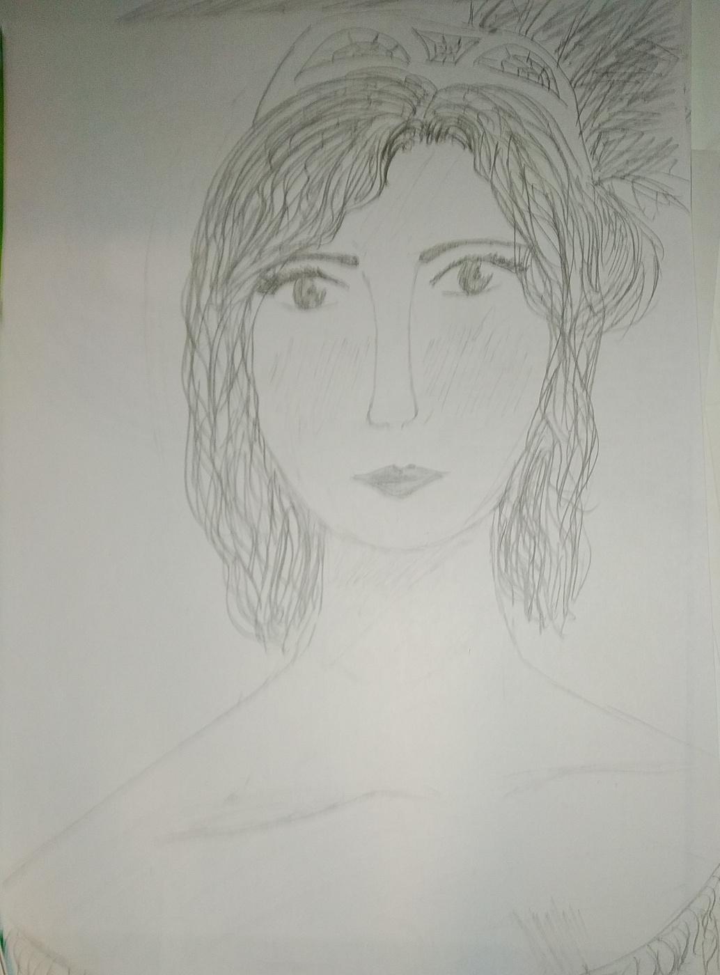 Zina Vladimirovna Parisva. Madame