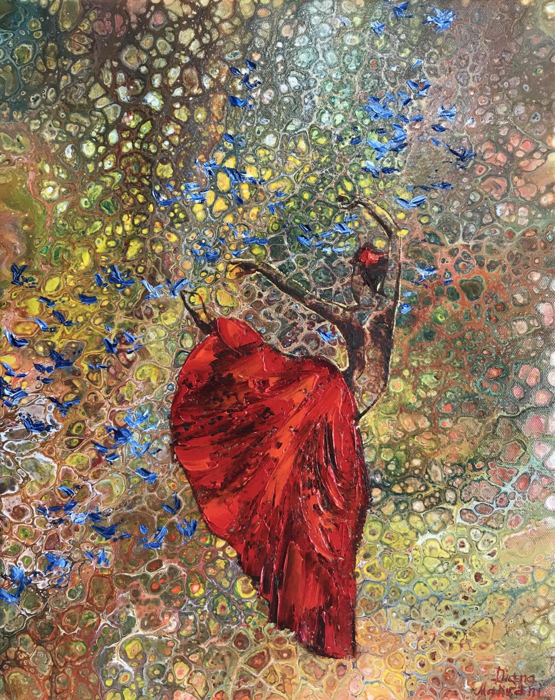 Диана Владимировна Маливани. She Who Dances