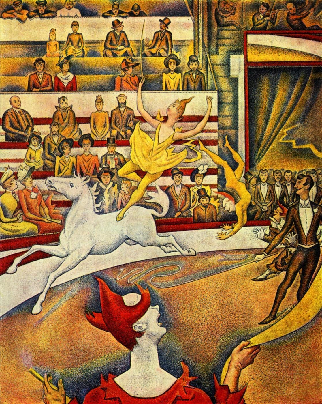 Georges Seurat. Circus