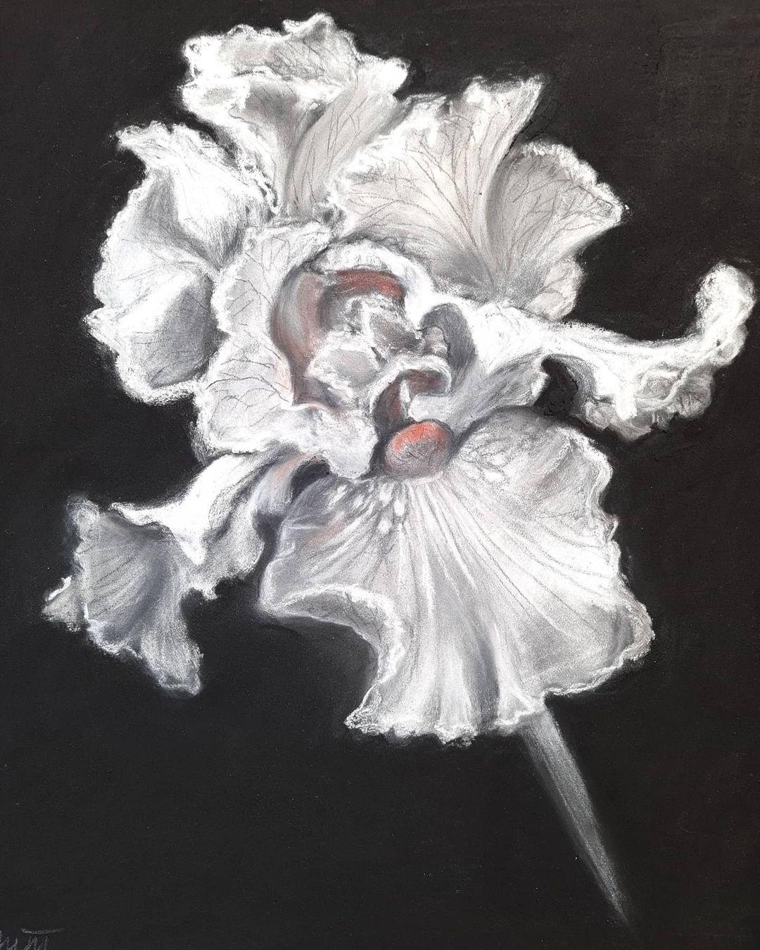 Marina Tumilovich. Iris