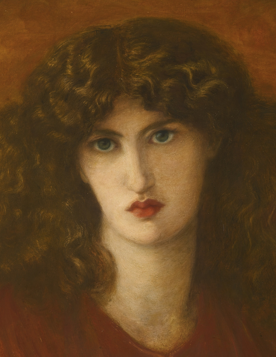 Dante Gabriel Rossetti. Pandora. Fragment