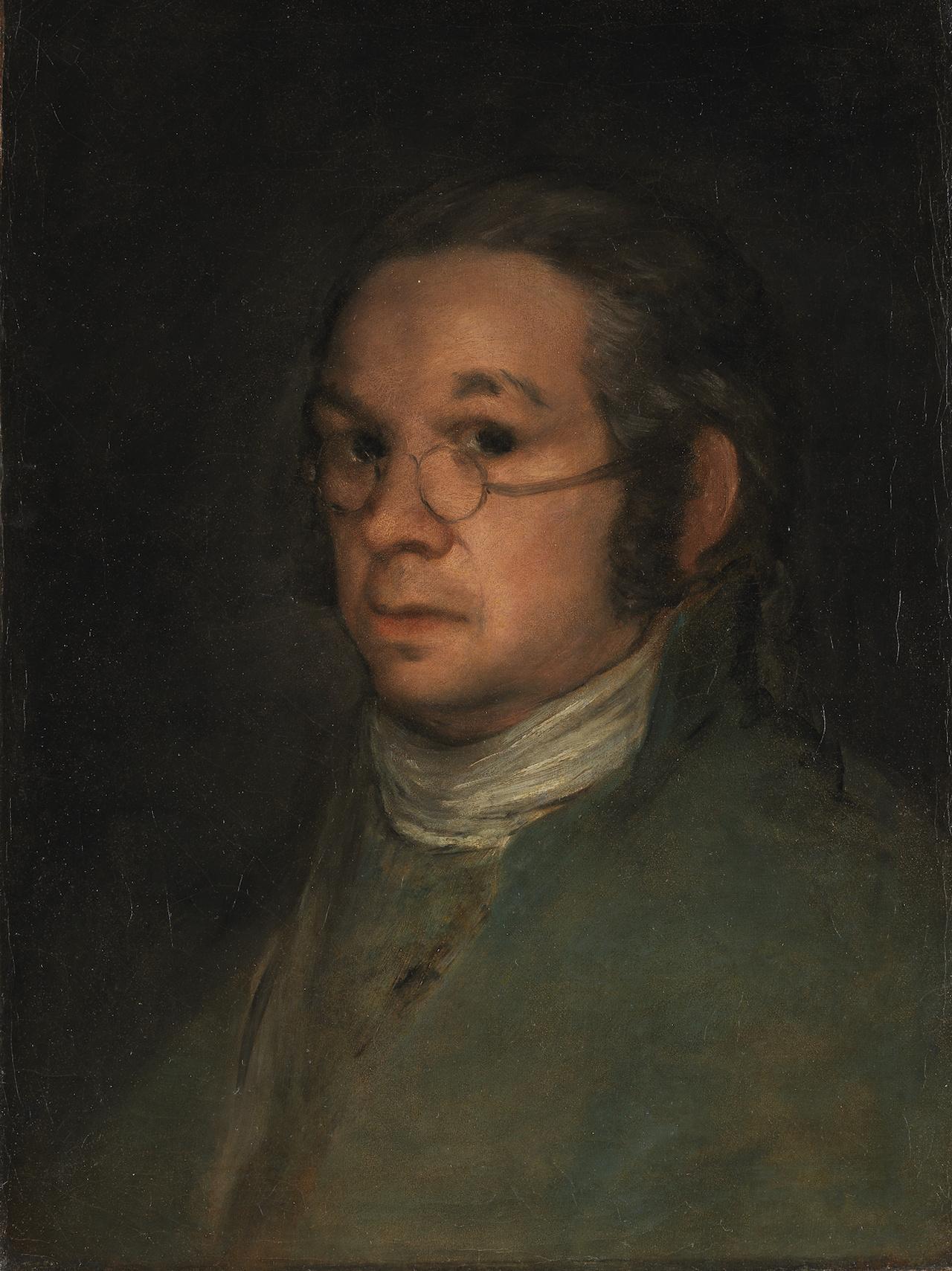 «Автопортрет в очках» - точно кисти Гойи, но почему вердикт специалистов Франции вызывал дебаты?