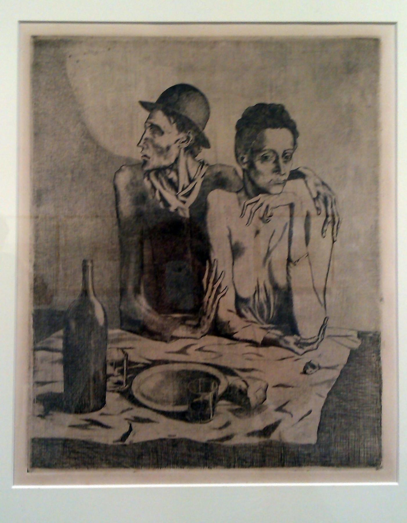 Пикассо у озера: в живописном итальянском Лекко показывают графику испанского гения