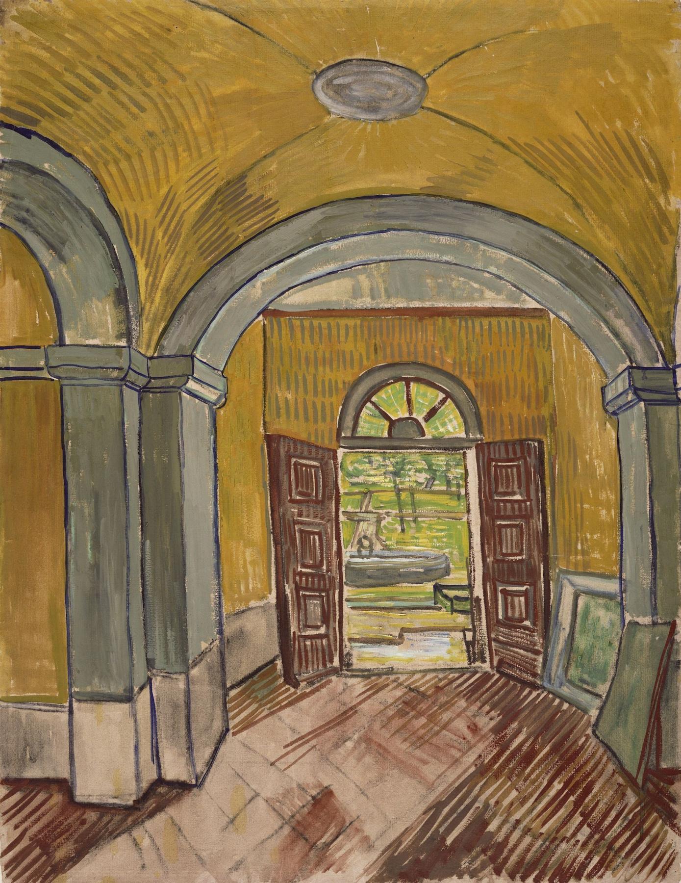 Лето, Арль, музей Ван Гога: на выставке показывают необыкновенные рисунки гения
