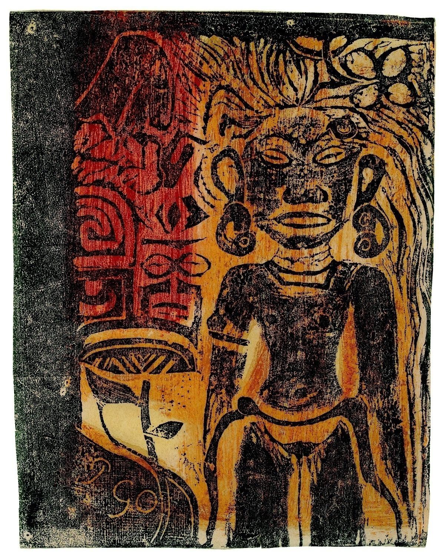 Поль Гоген: метаморфозы таитянок и не только – на выставке в МоМА