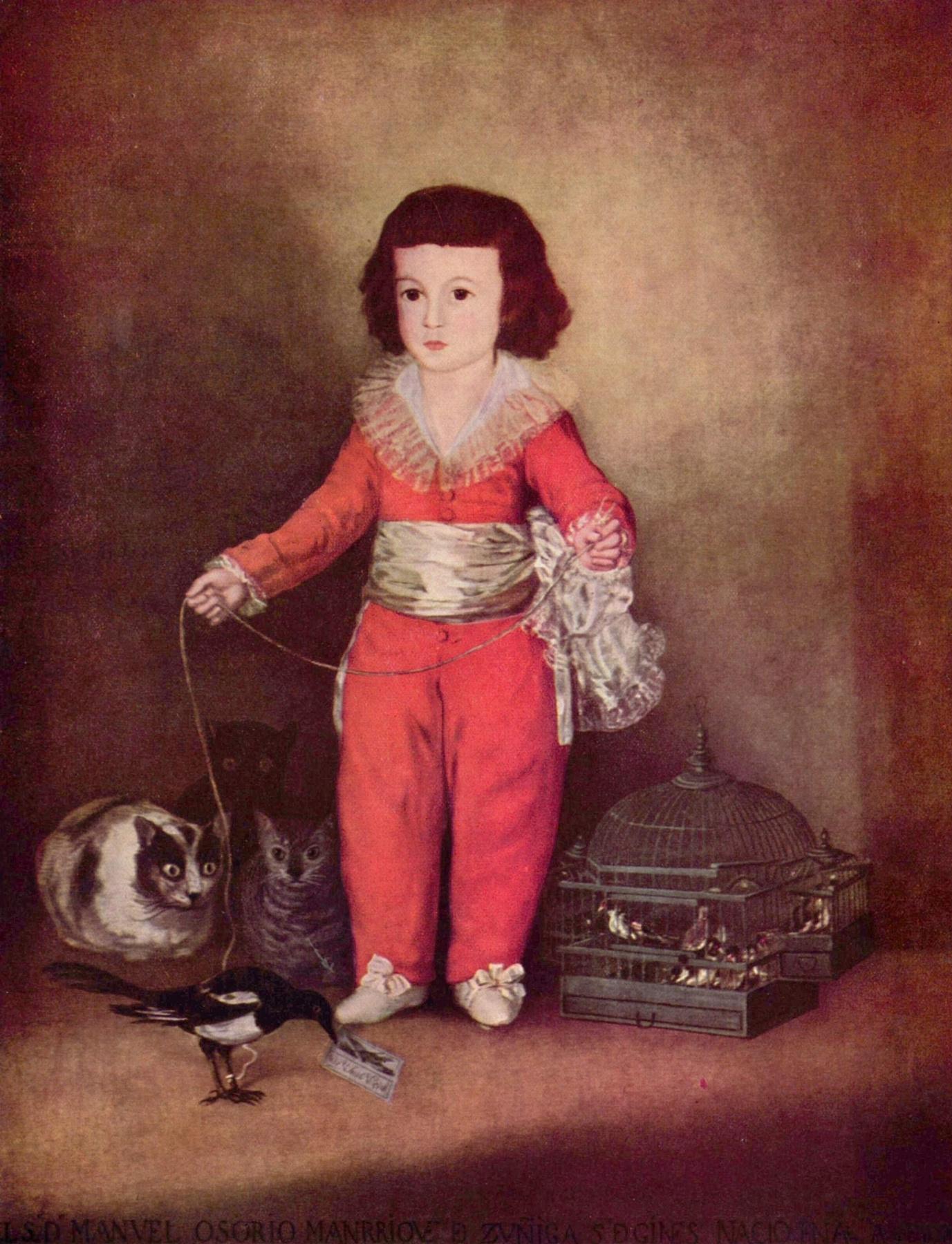 Гойя и семья Альтамира: эпохальная встреча в музее Метрополитен