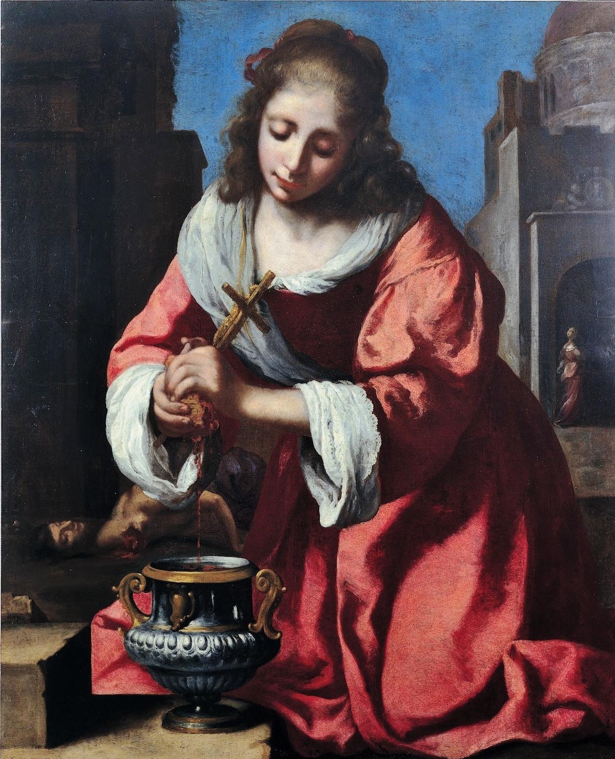 Вермеер на аукционе: ажиотаж вокруг «Святой Пракседы»