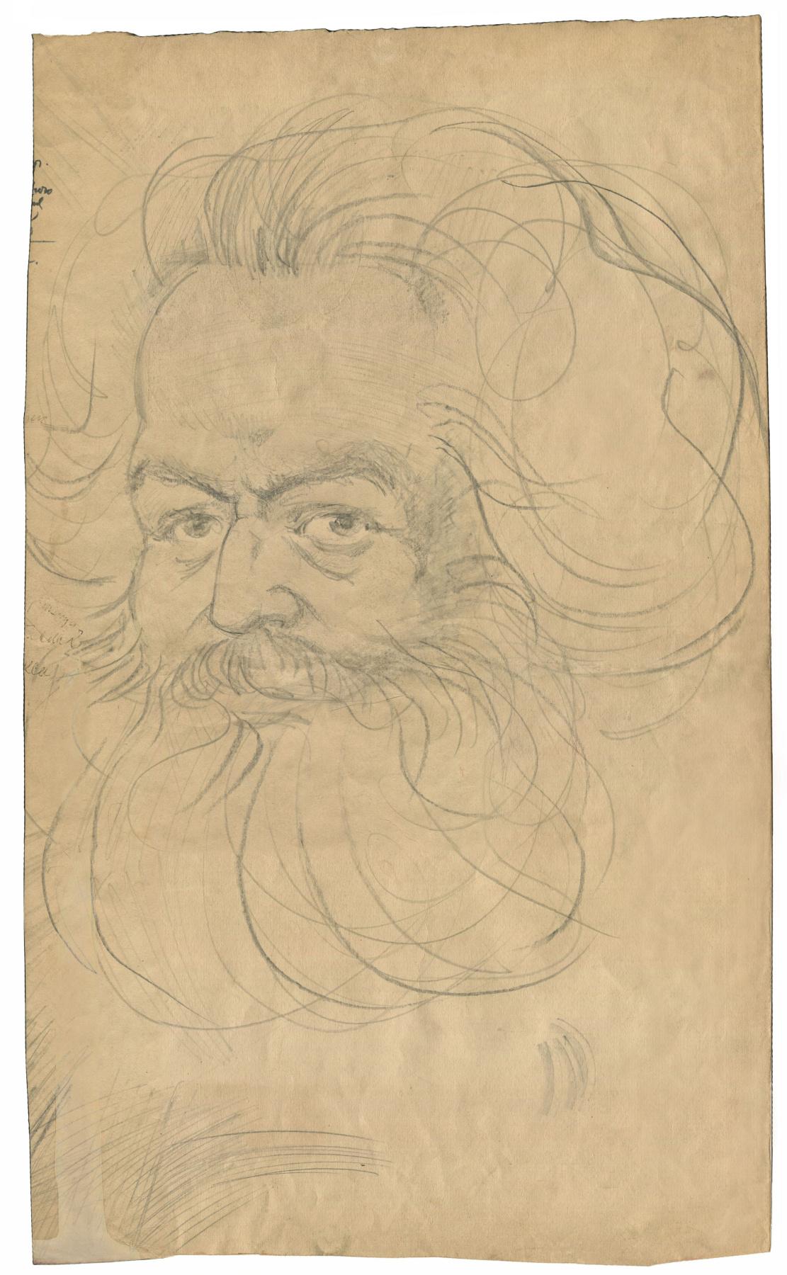 Alexandrovich Rudolf Pavlov. Karl Marx