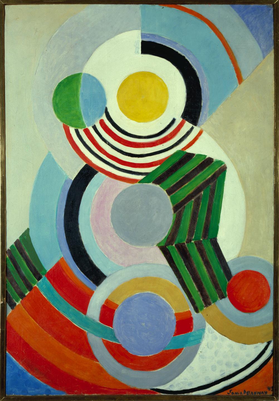 Sonia Delaunay. Rhythm