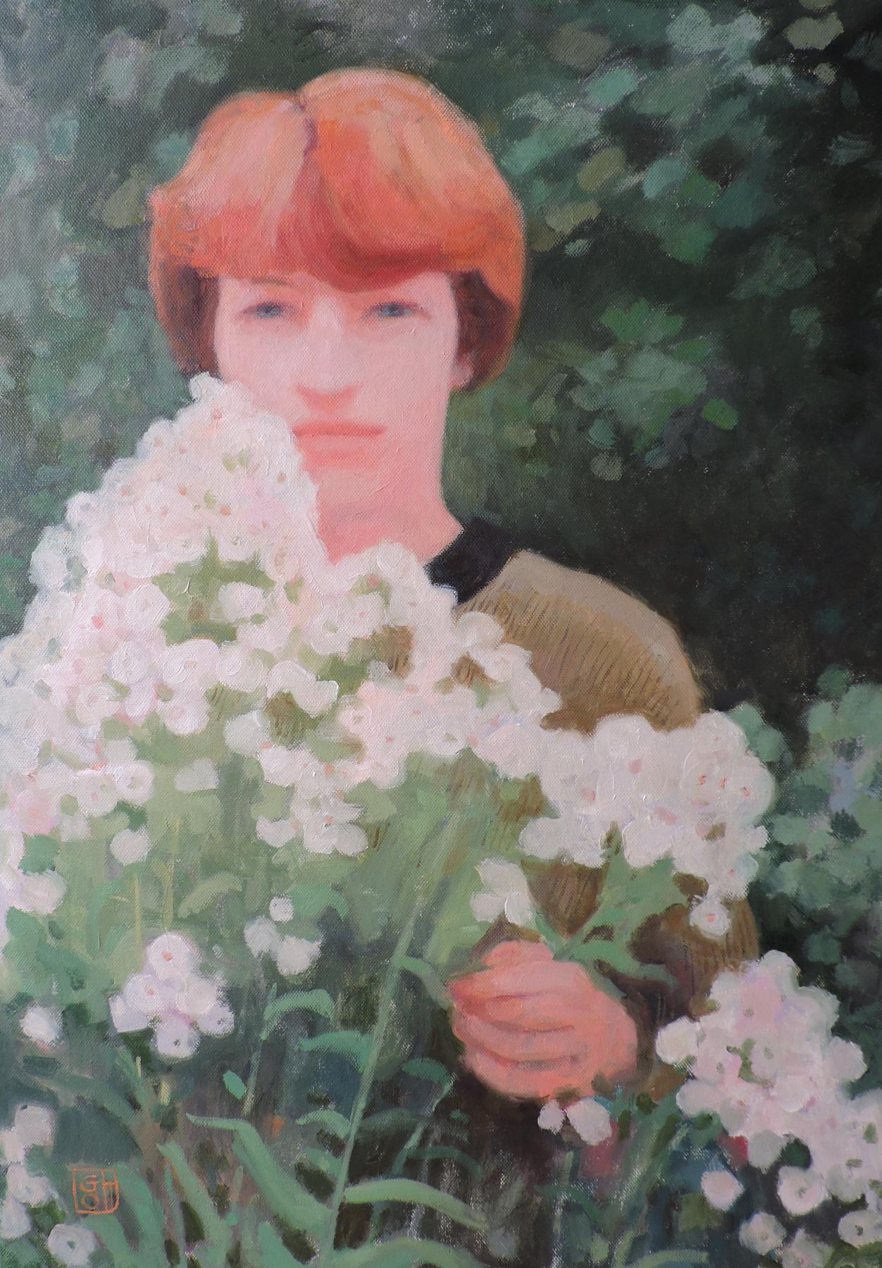 Olga Olegovna Gordienok. Phloxes
