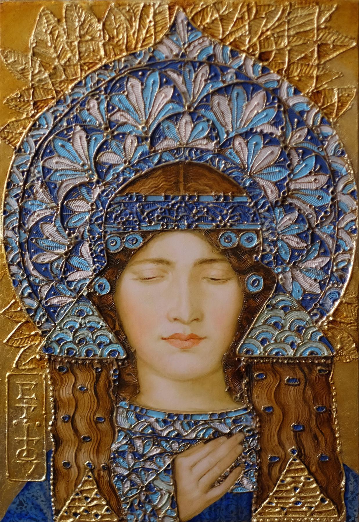 Evgeny Viktorovich Titov. Princess Autumn.