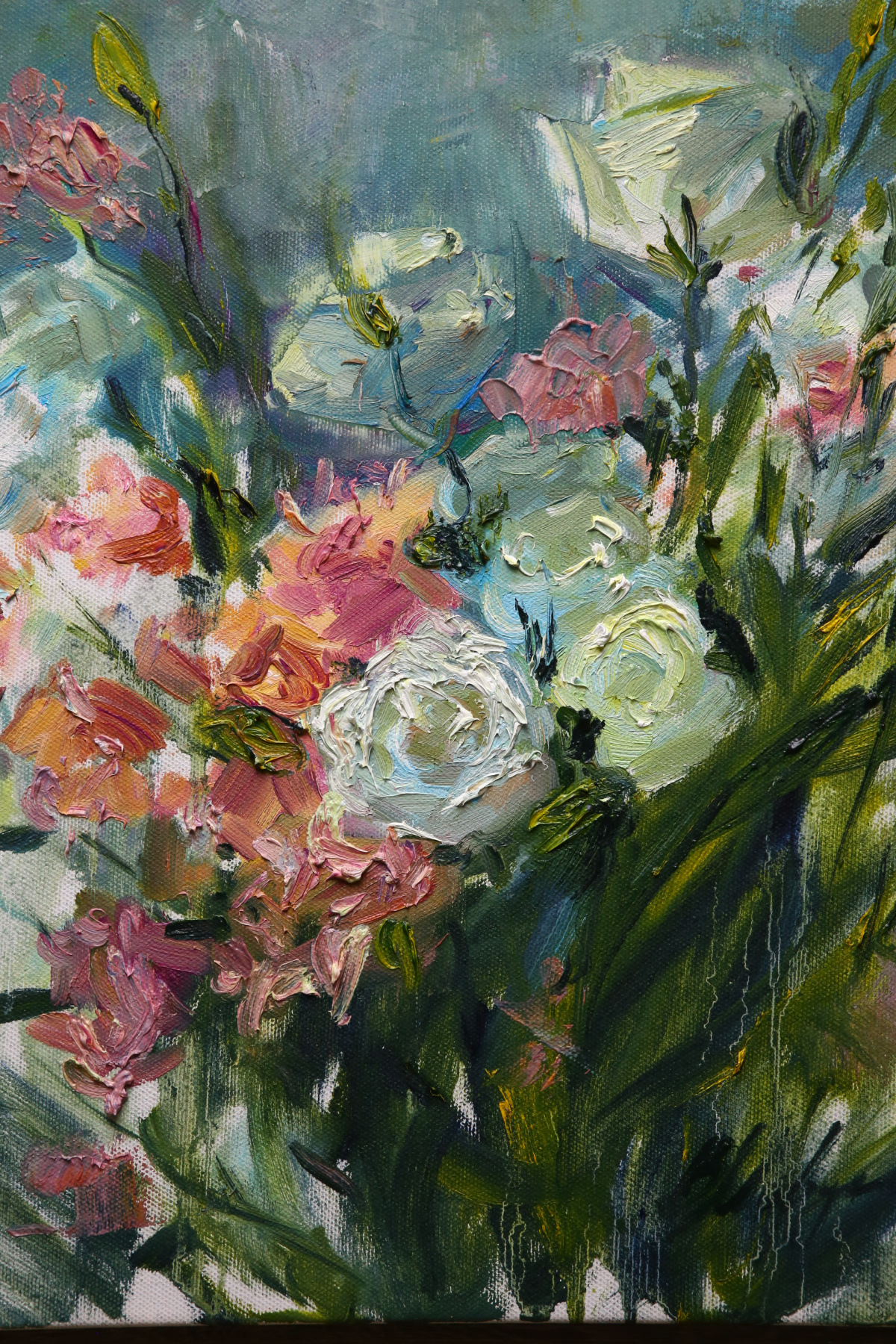 Vera Marueva. The arrival of spring