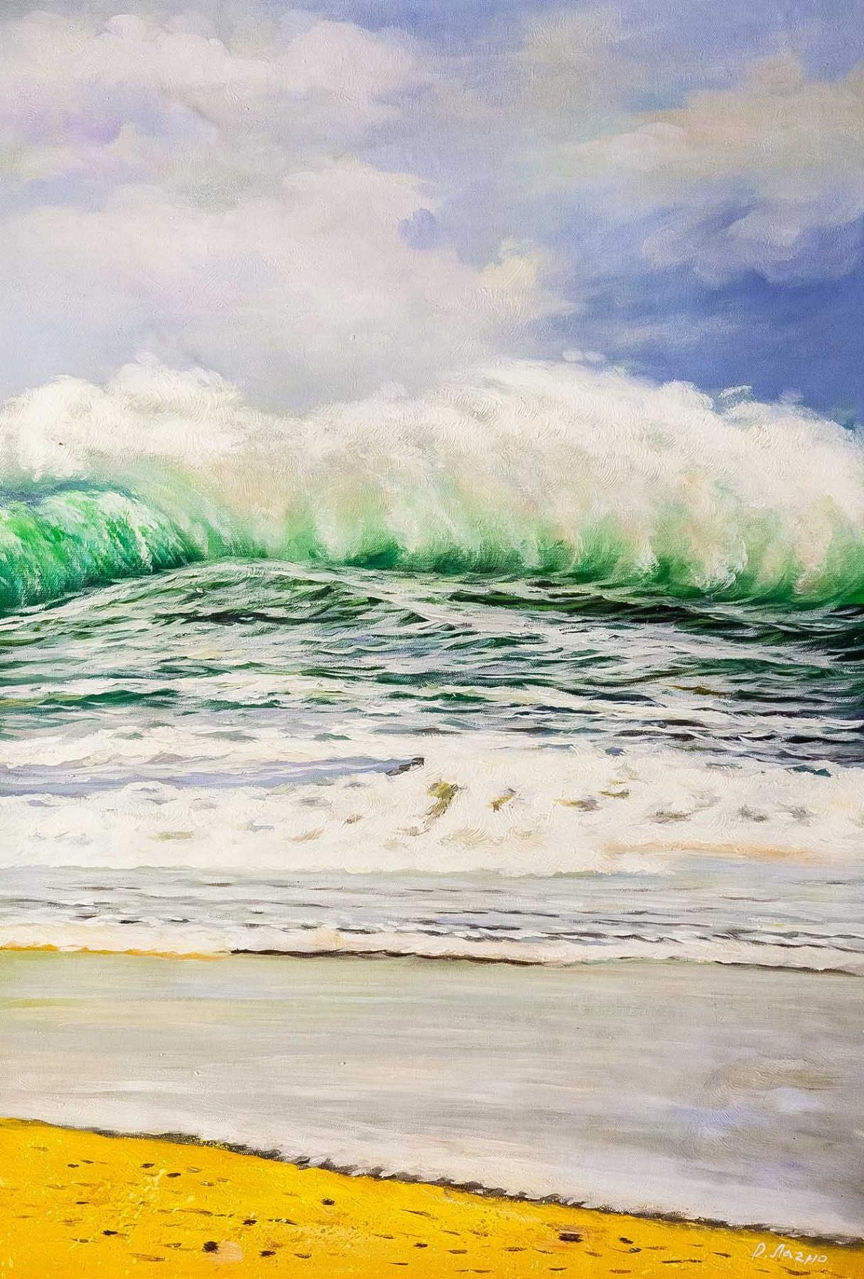 Daria Feliksovna Lagno. In the emerald sea N5