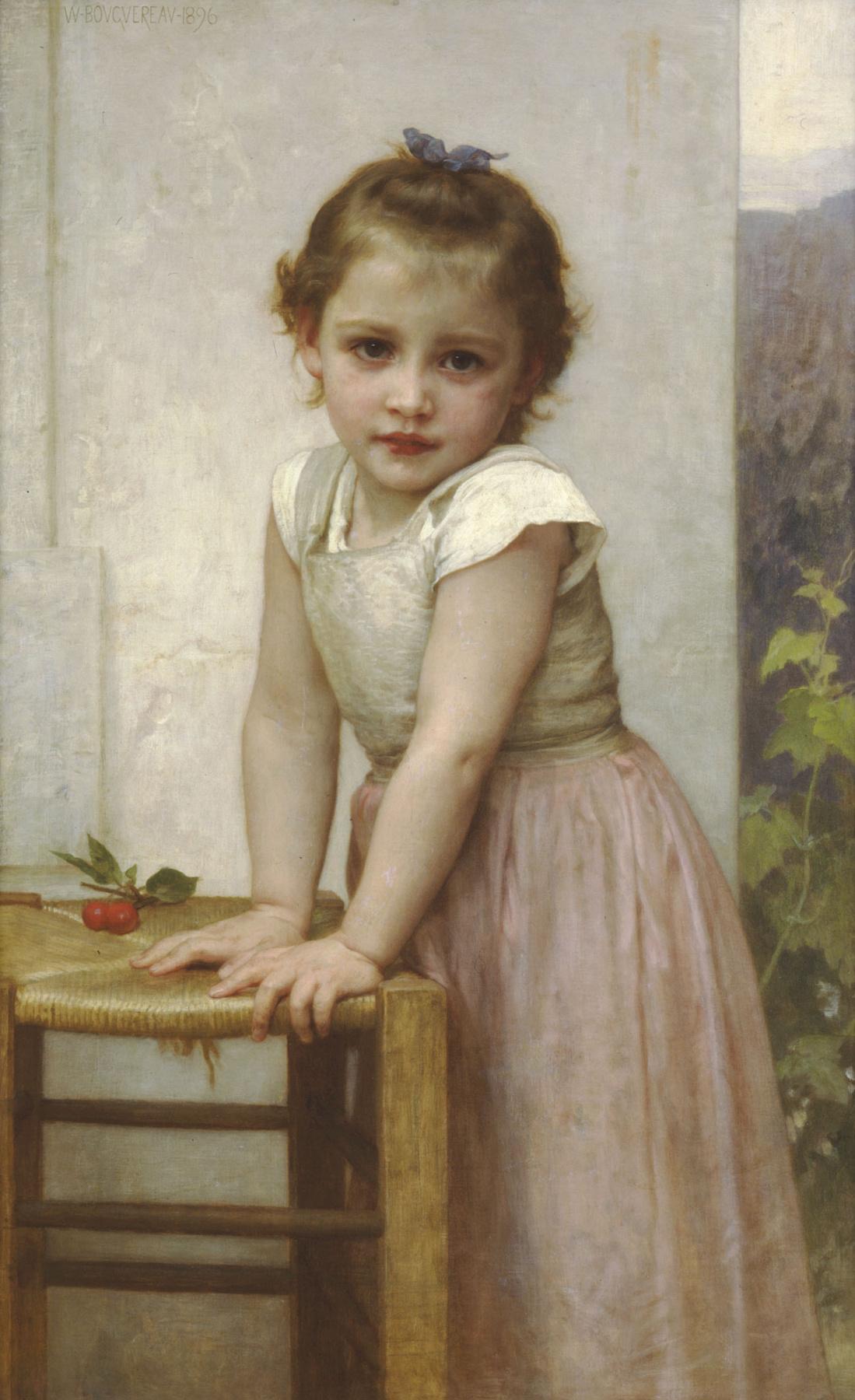 William-Adolphe Bouguereau. Yvonne