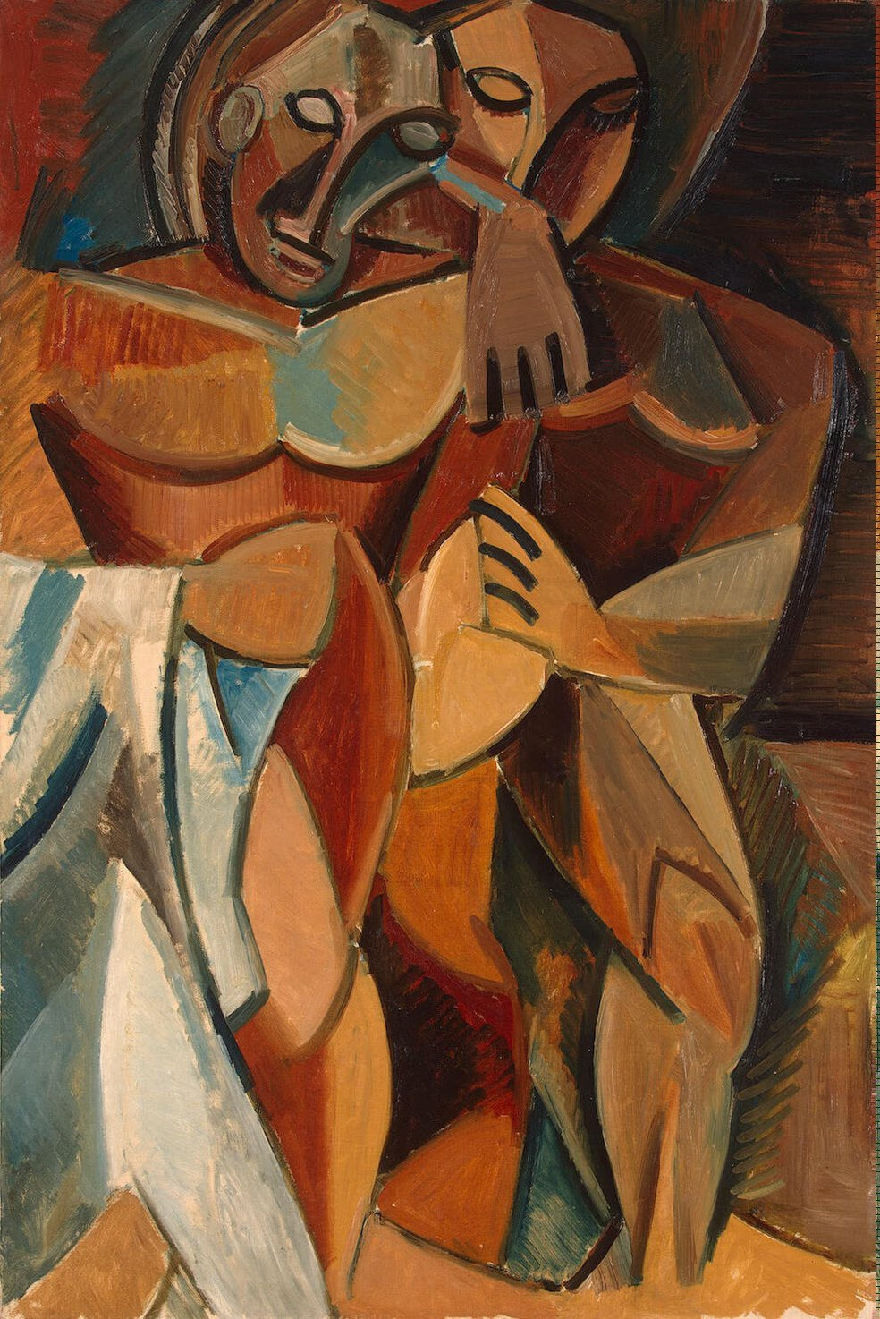 Pablo Picasso. Friendship