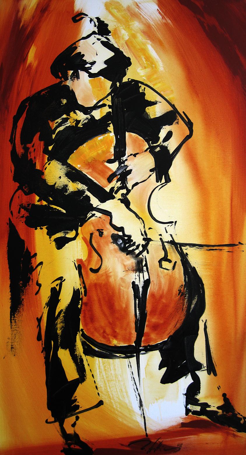Robert Hettich. Cello