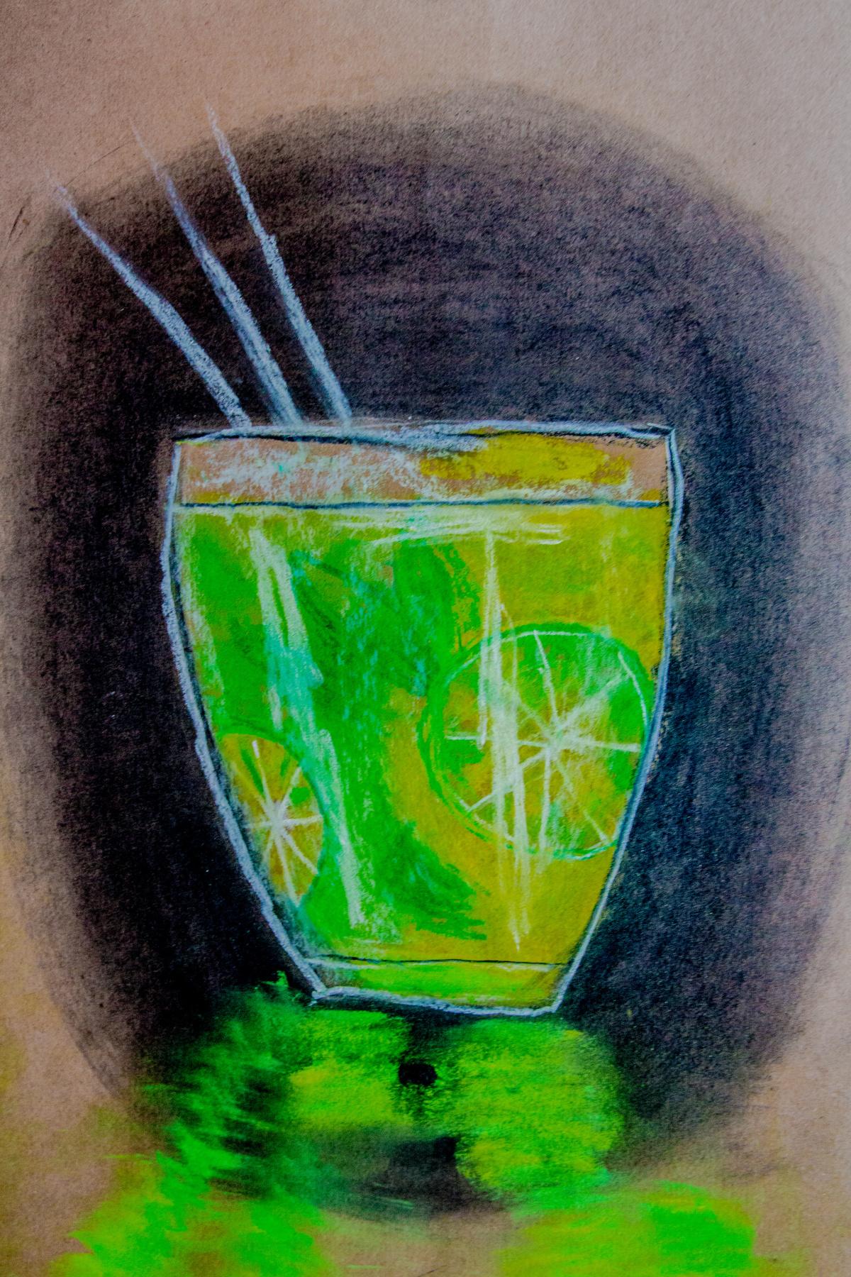 Katya S. Space lemonade