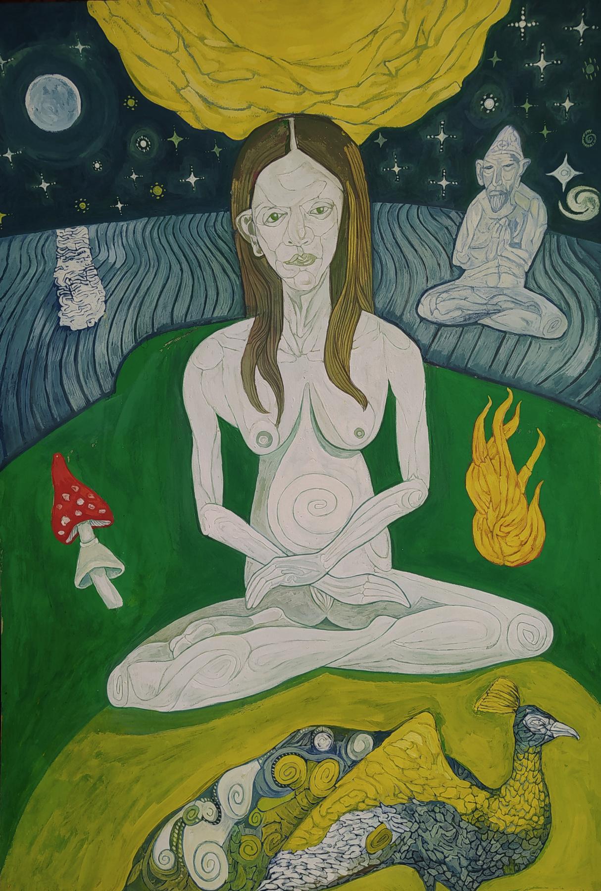 Artem Zavadsky. Meditation