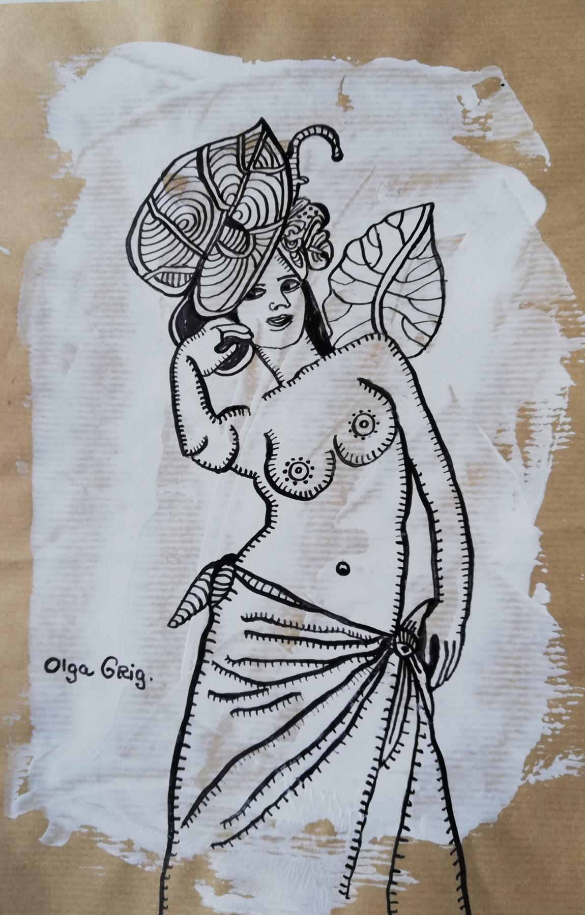 Olga Grig. Dance