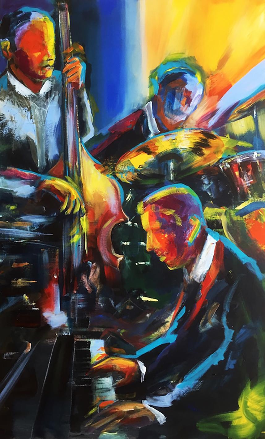 Robert Hettich. Jazzclub III