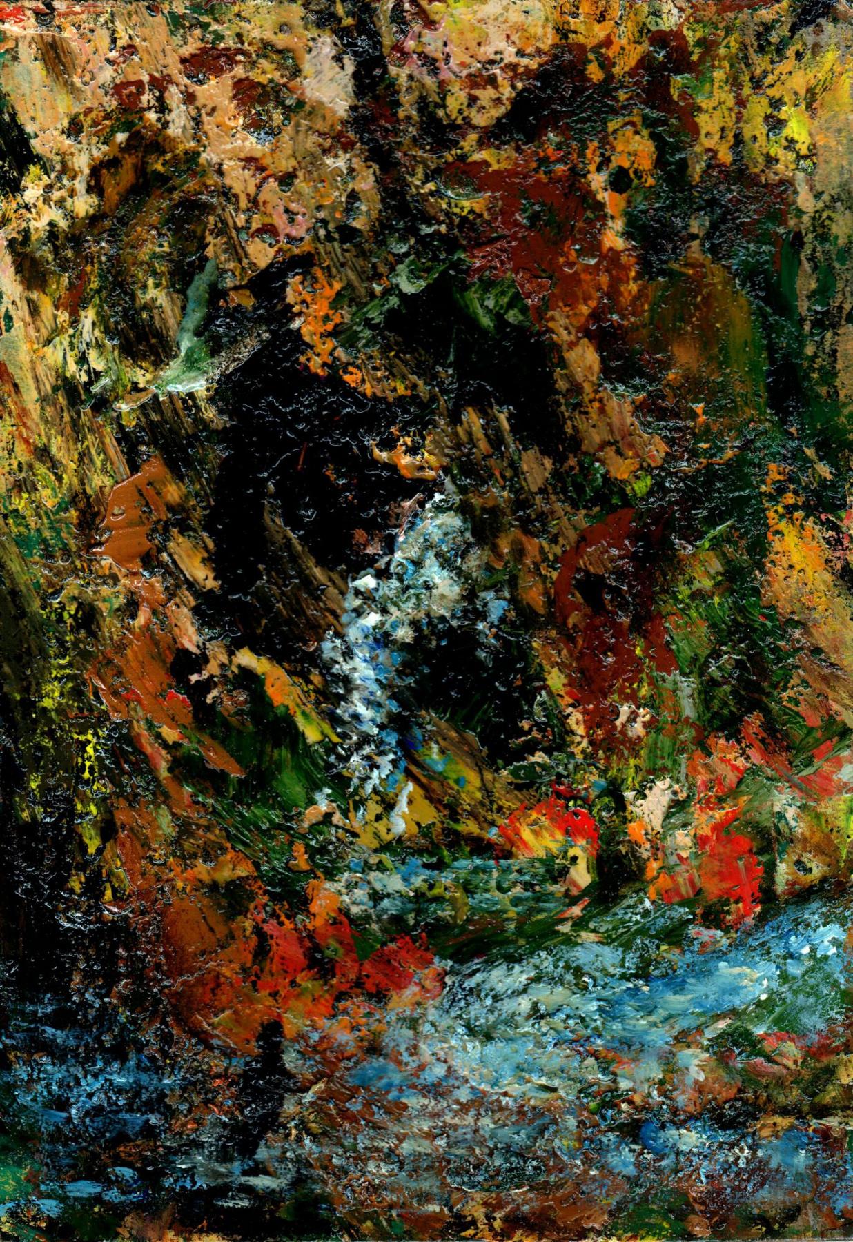 Vladimir Vasilyevich Abaimov. Finding the Rainbow 1