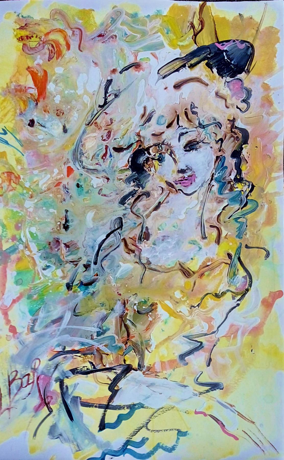 Larisa Baranova. Outgoing -----