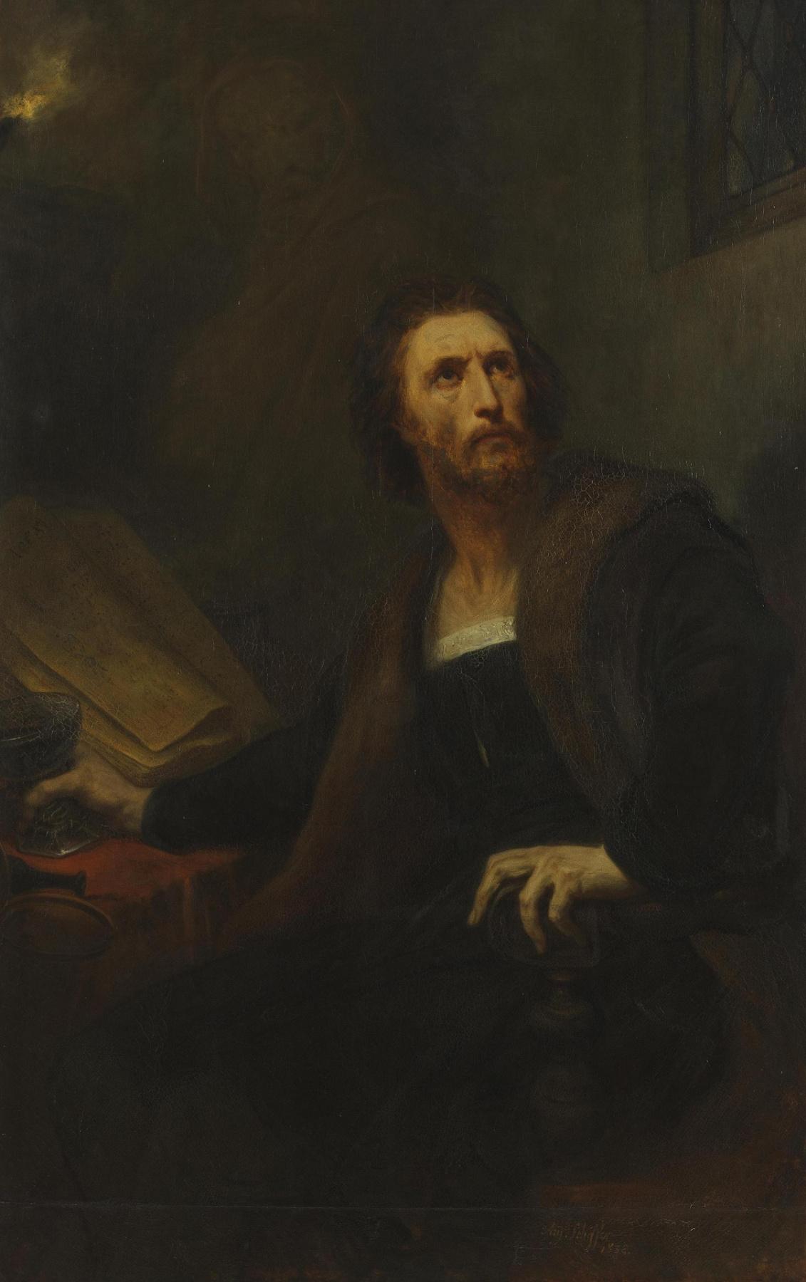 Ari Schaeffer. Faust
