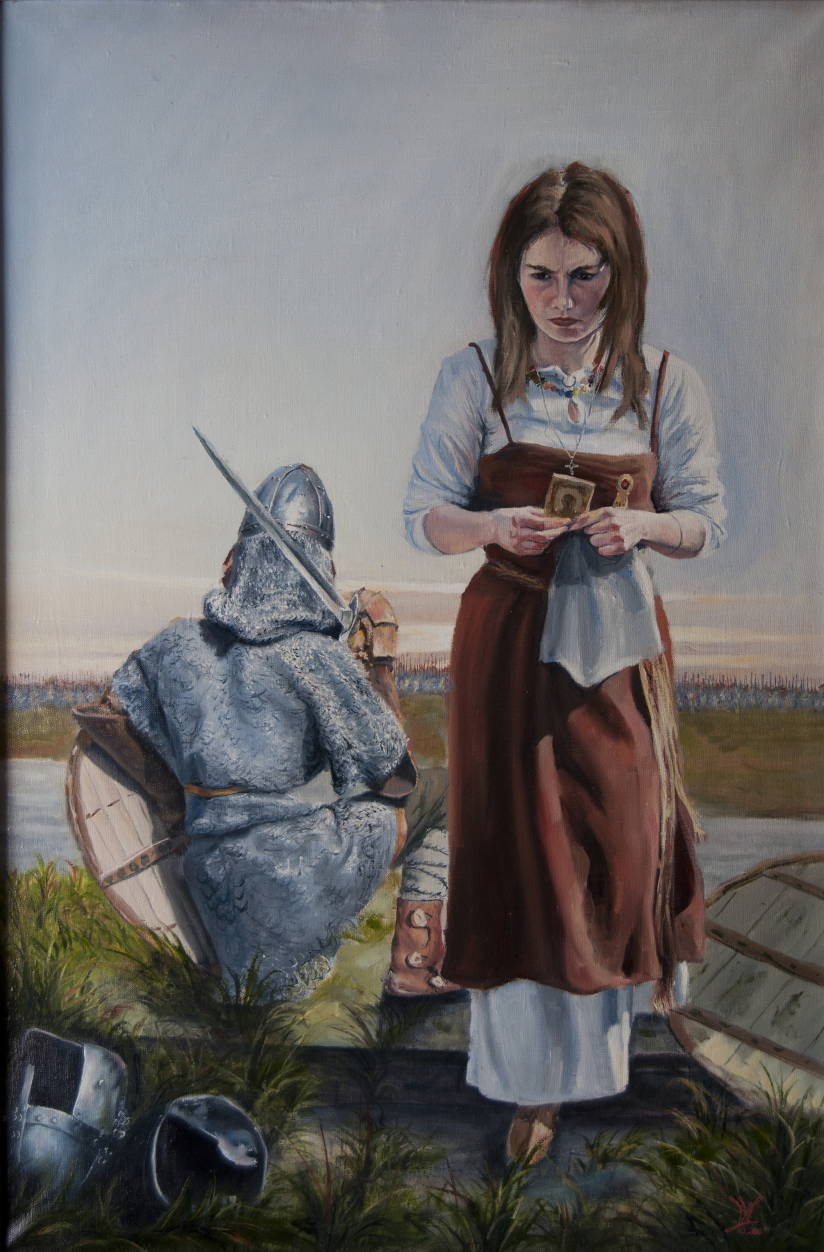 Вячеслав Юрьевич Шайнуров. Blessing