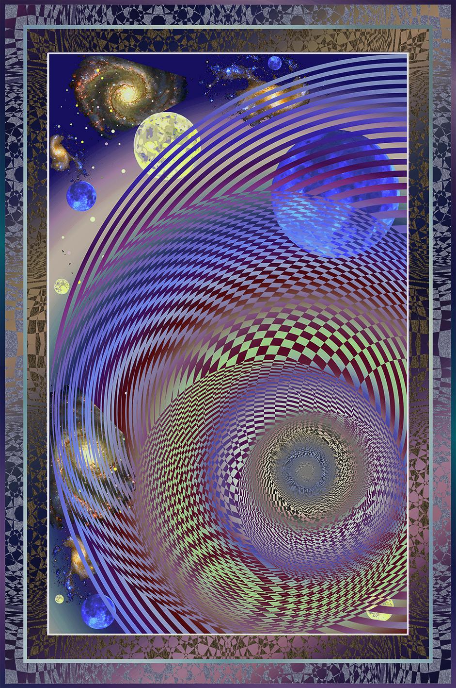 Юрий Николаевич Сафонов (Yury Safonov). Initialize the dark matter of dark energy