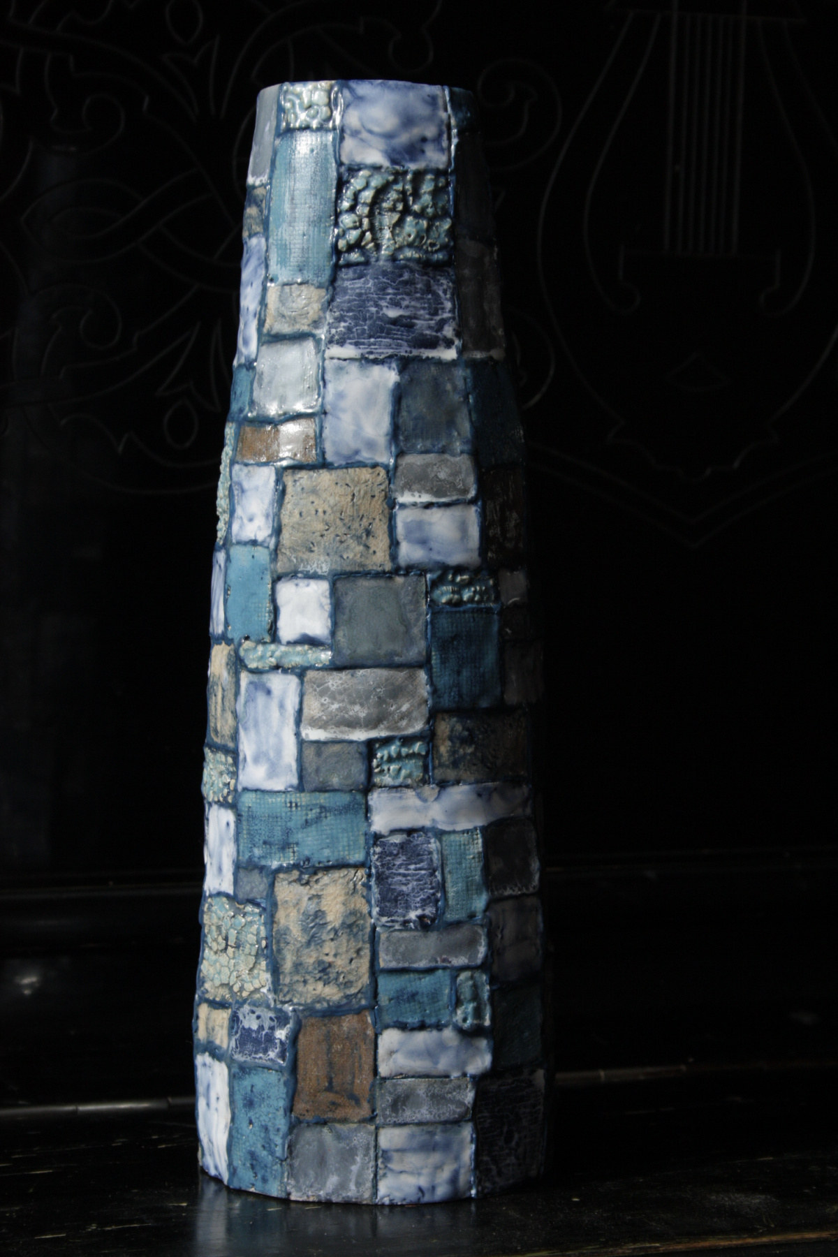 Andrey and Elena Oryol Ceramic Factory. Leaning Tower of Pisa