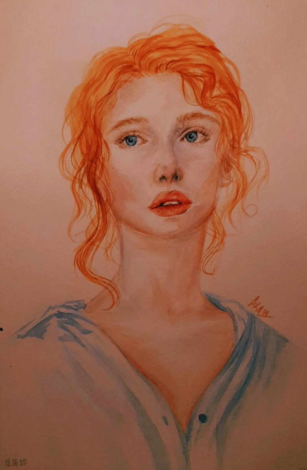 Camilla Ilmirovna Galimova. Fiery