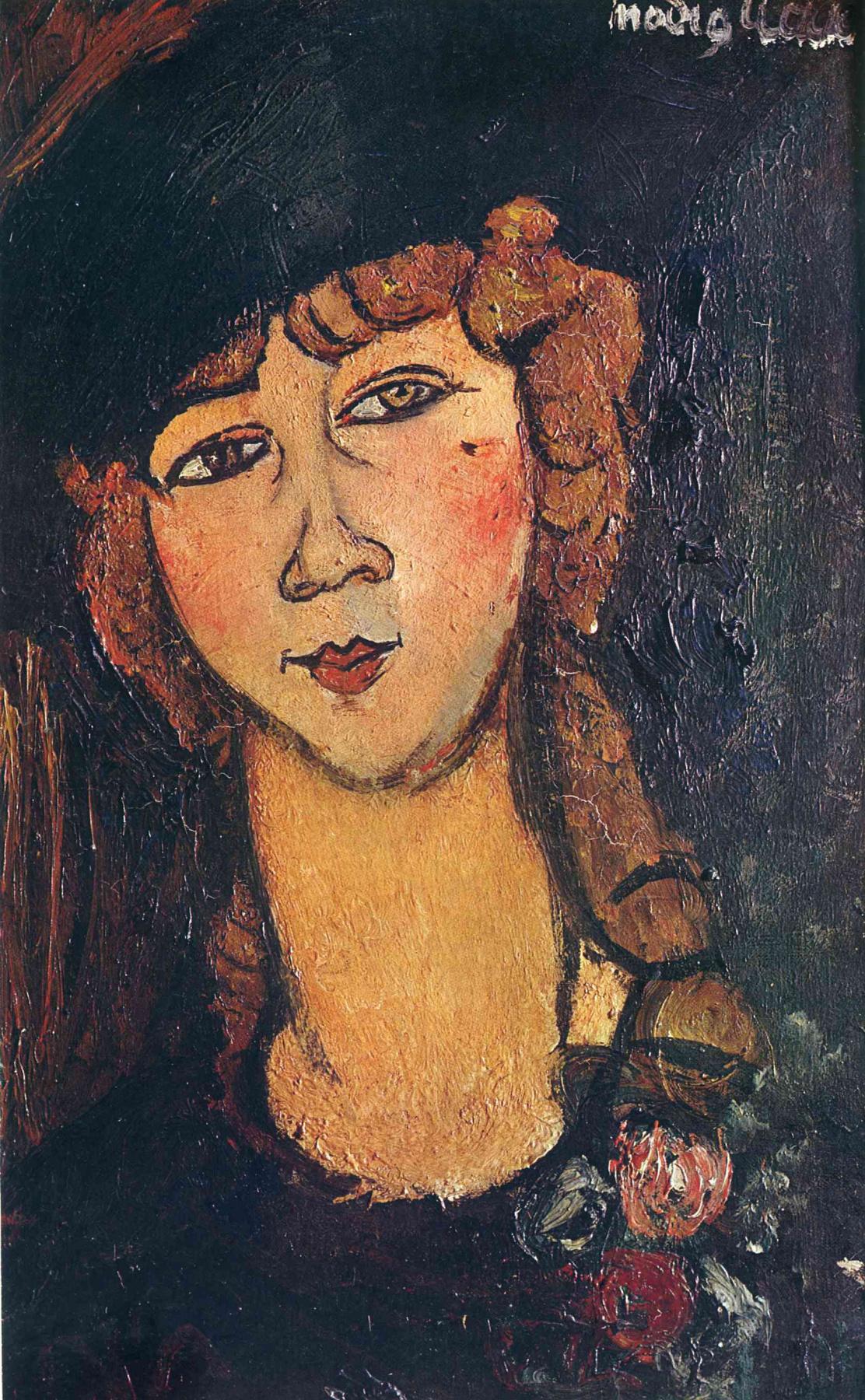 Amedeo Modigliani. Lolot