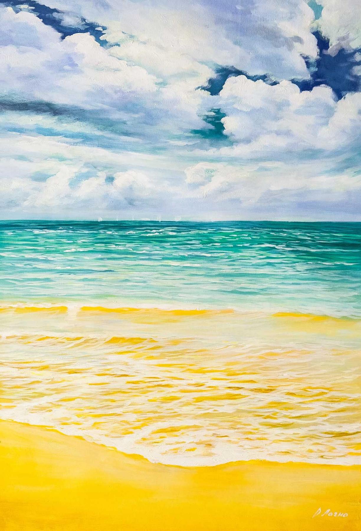 Daria Feliksovna Lagno. In the Emerald Sea N3