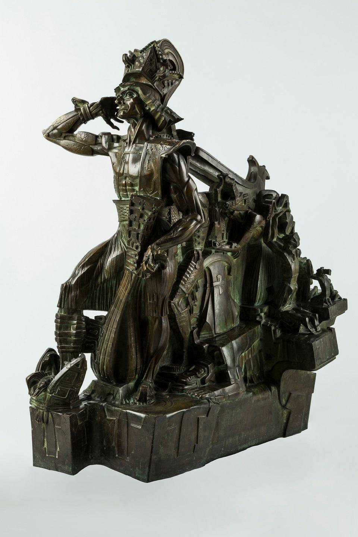 Stanislaw Szukalski. Boleslav Bold