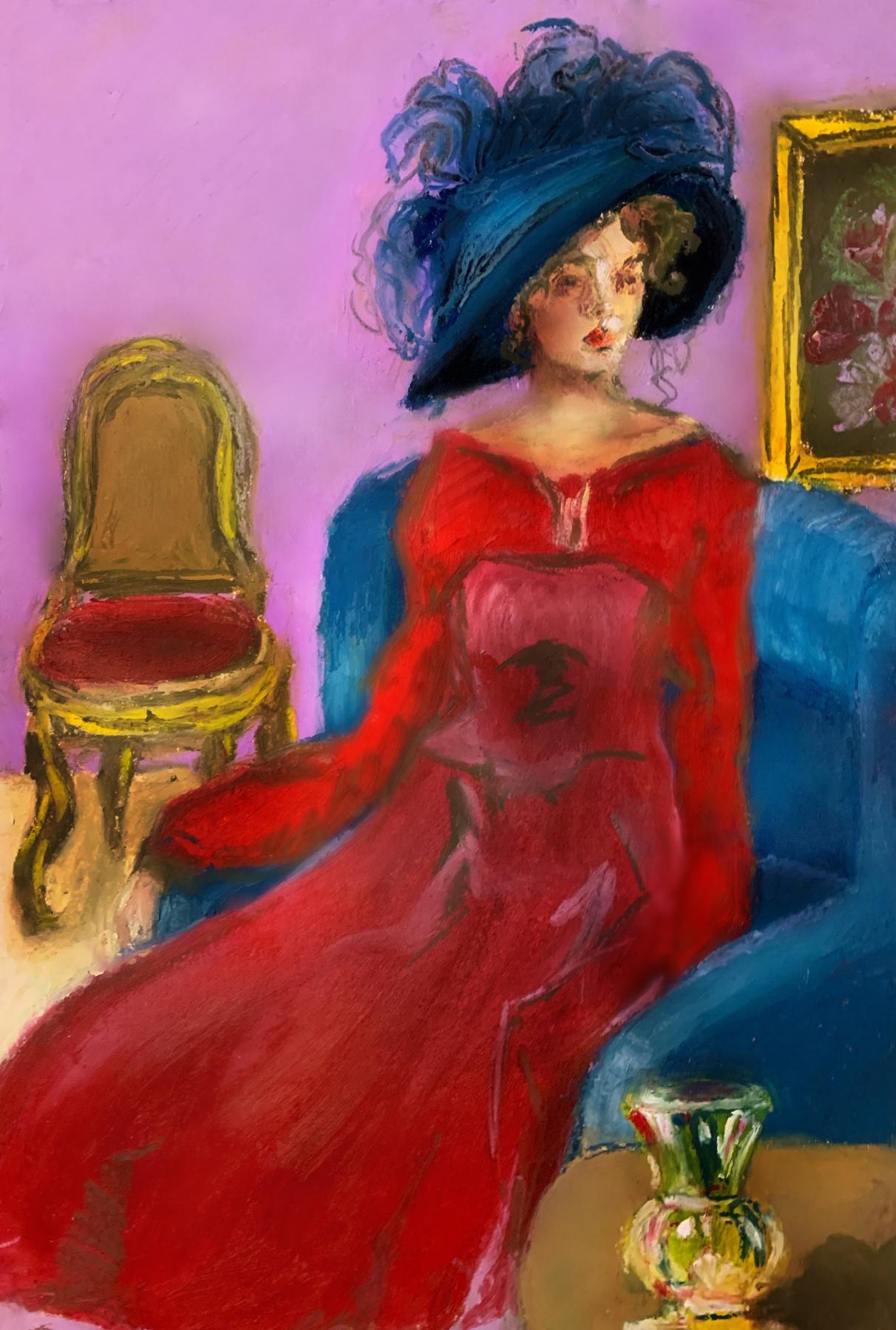 Irina Tabolova. Une Française