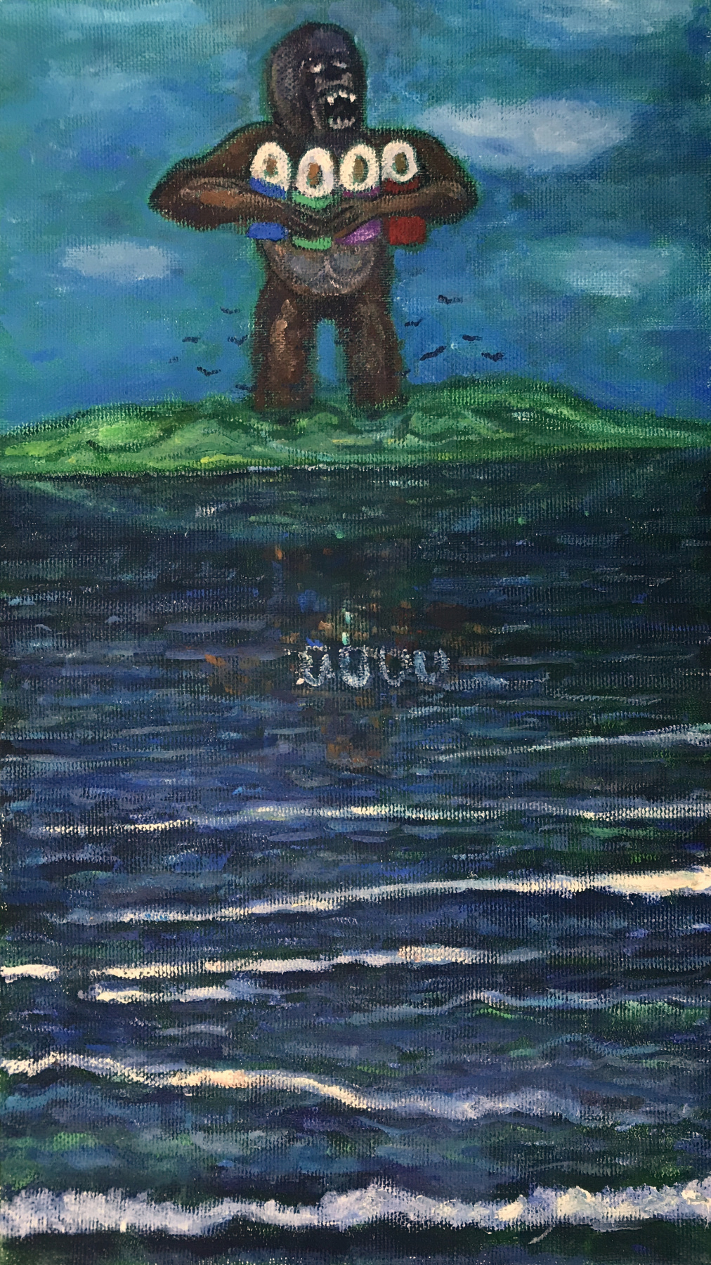 Мурад Халилов. King Kong