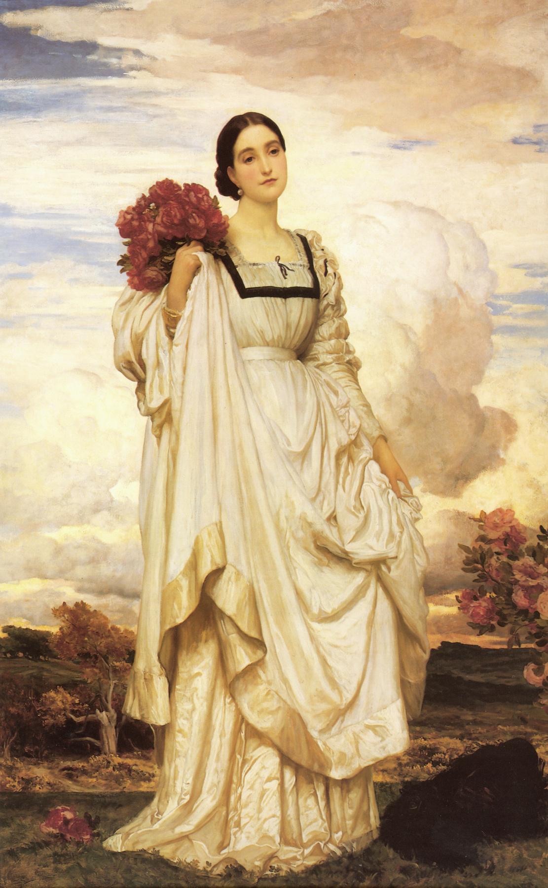 Frederic Leighton. Countess Brownlow