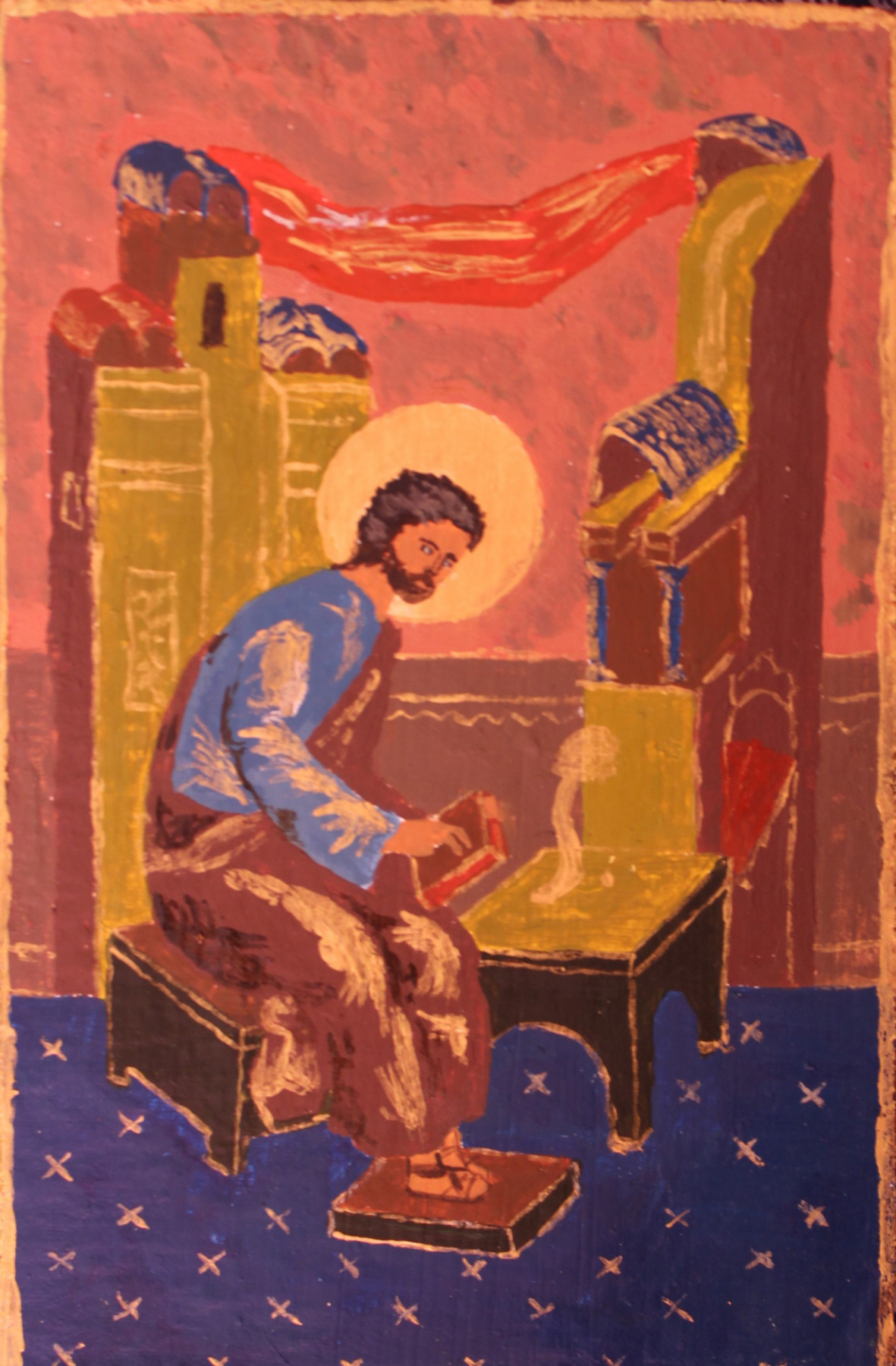 Sergey Vladimirovich Skorobogatov. Evangelists