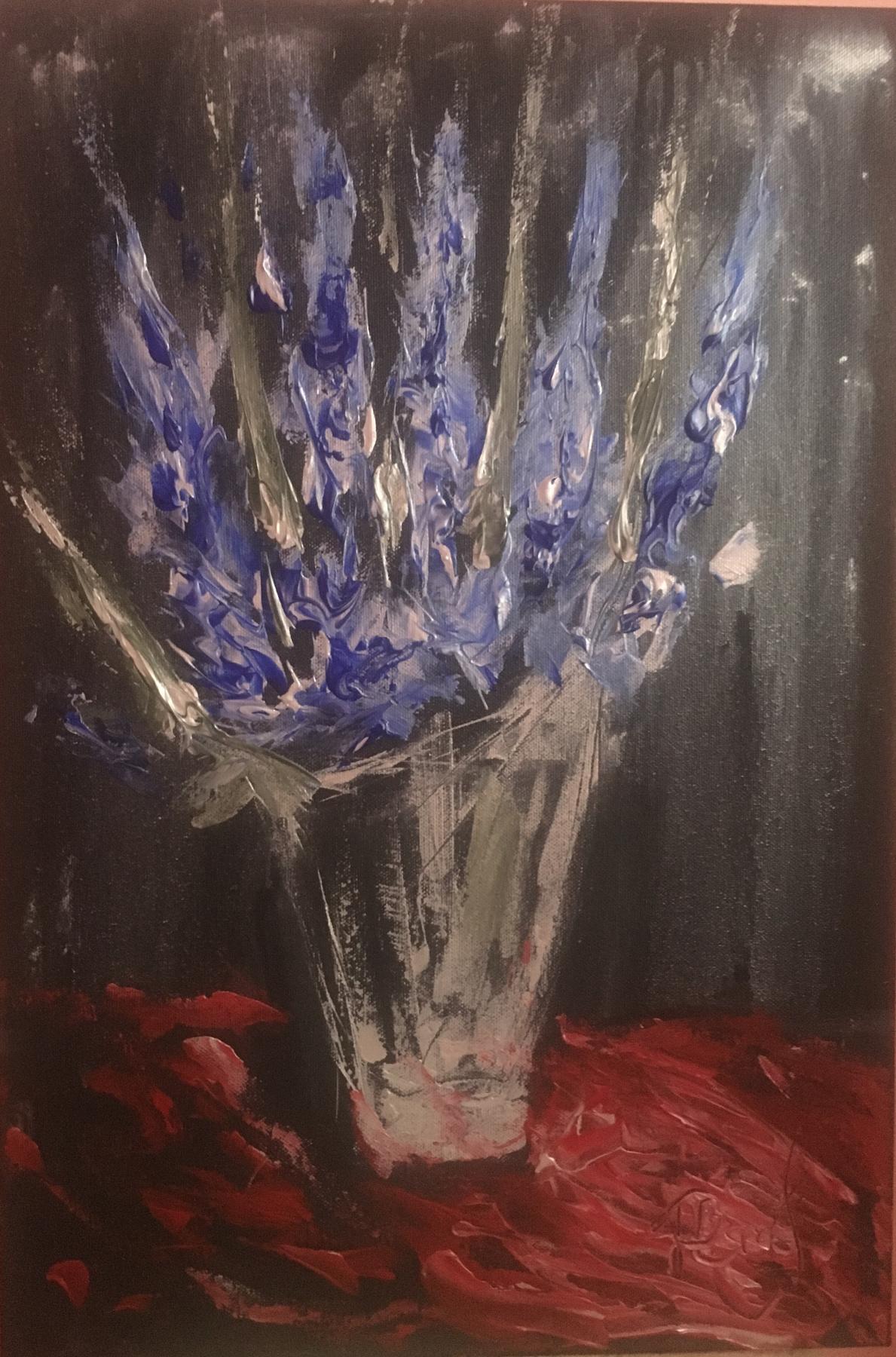 Daria Nagayets. Lavender