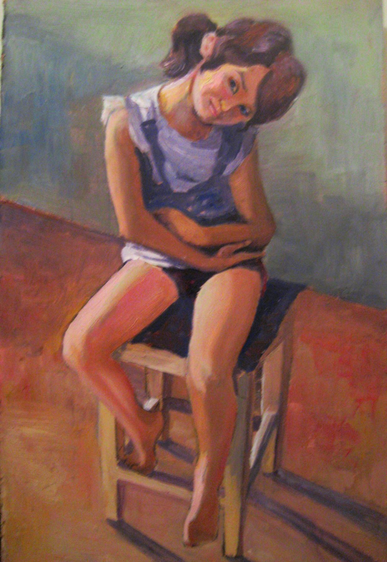Olga Suncheleeva. Aida