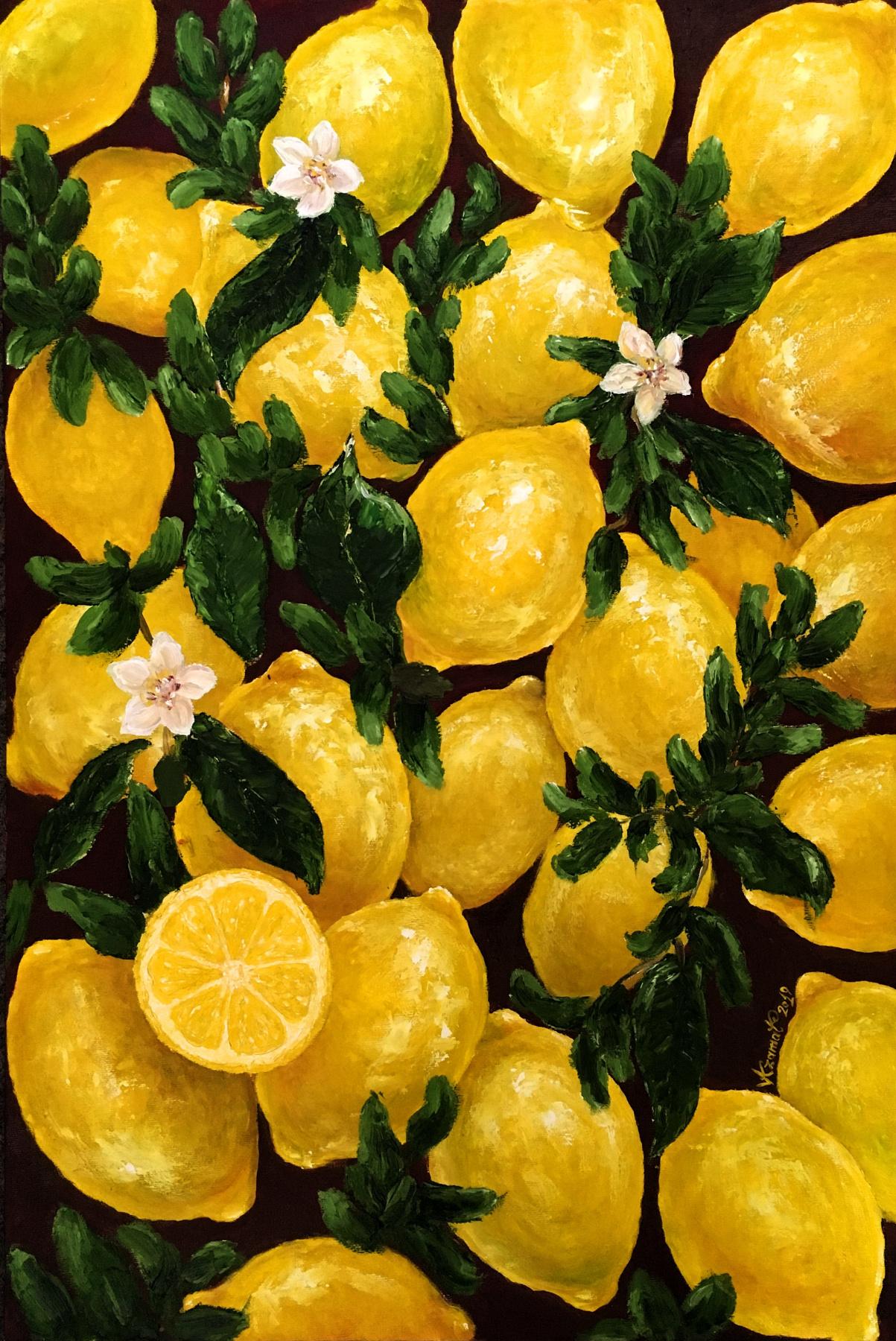 Valerika Azamat. Lemon mood