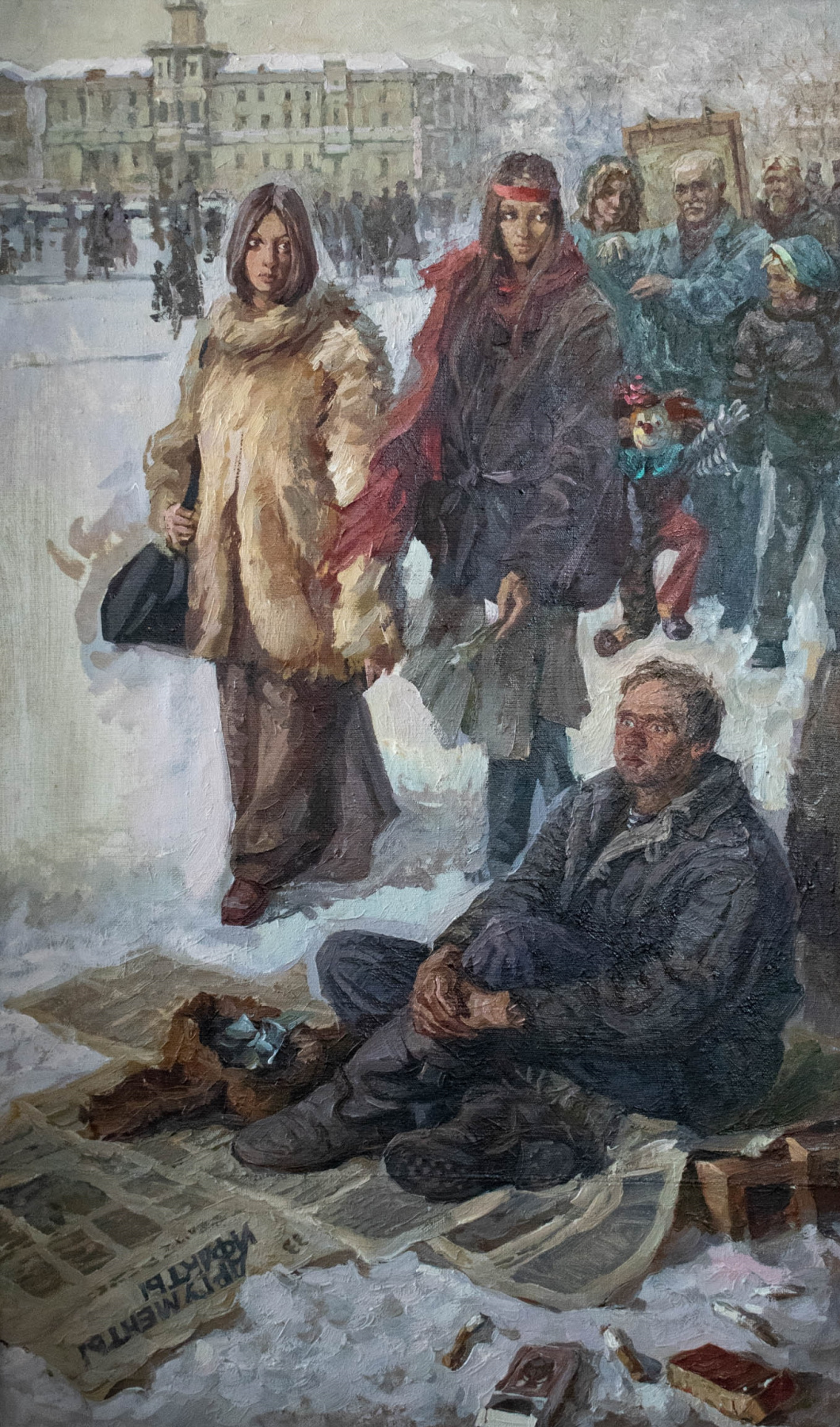 Alexey Alekseevich Drilev. Paradoxes of Russia or the Link of Times