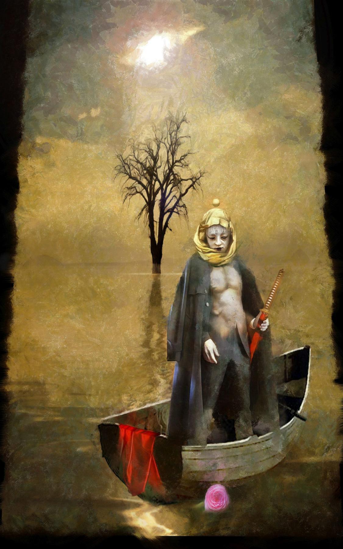 """Constantine Skoptsov. """"Autumn of the Samurai"""""""