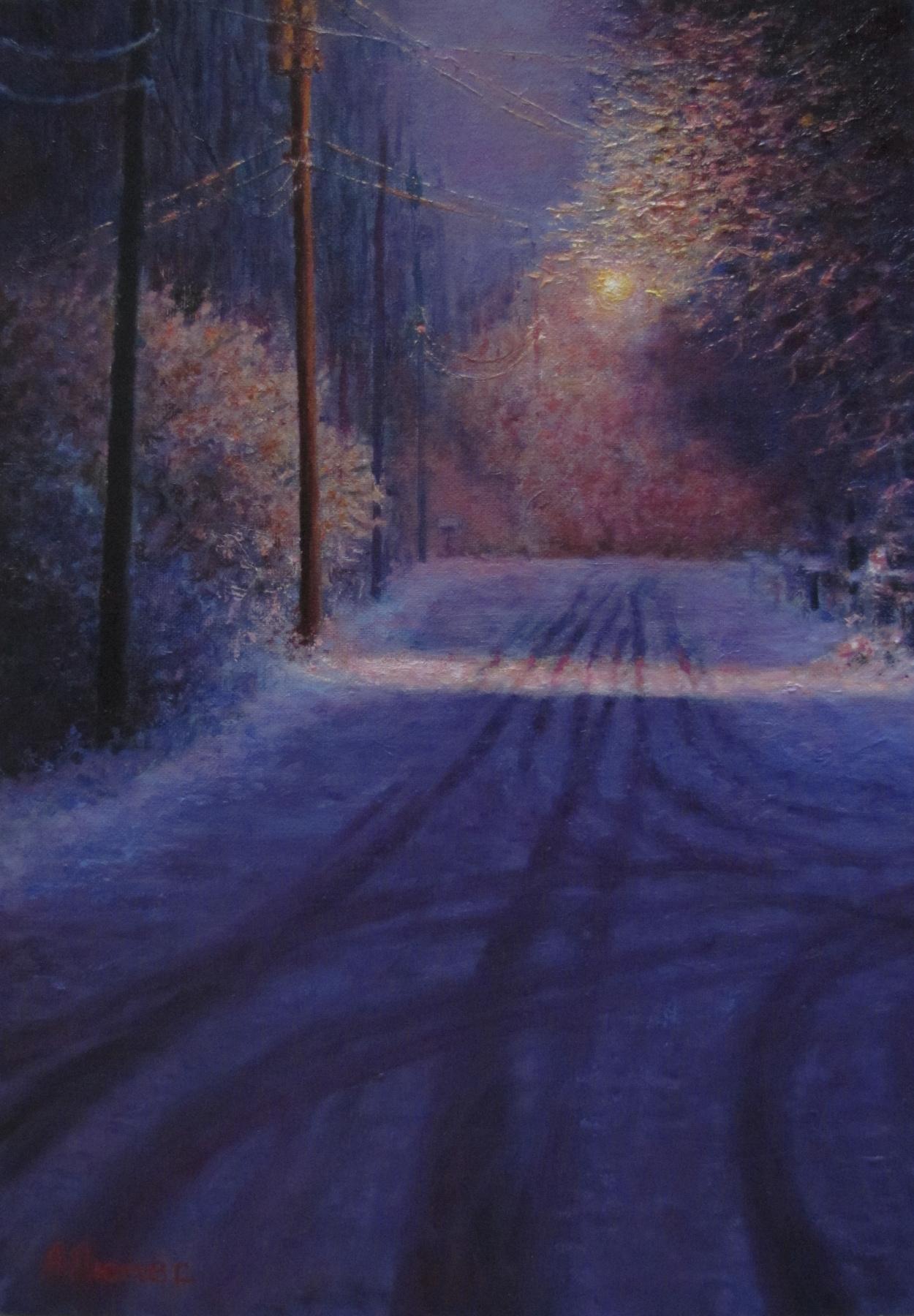 Andrew Lumez. Snow