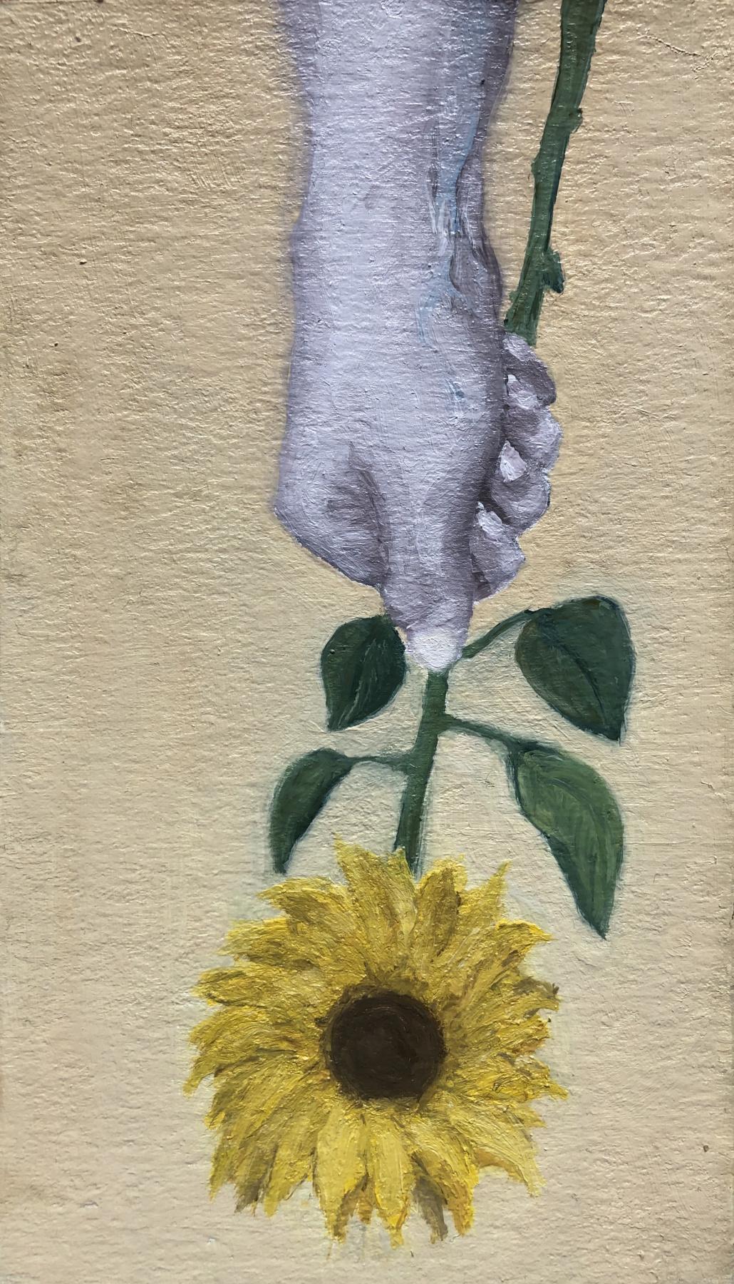 Vladislav Vossoyed. Sunflower