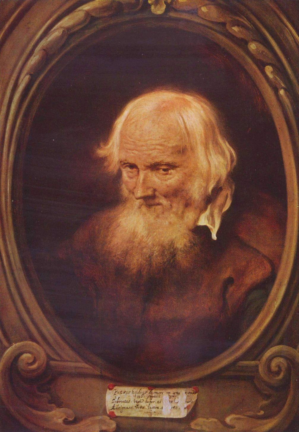 Jan Lievens. Petrus Egidius de Morrion