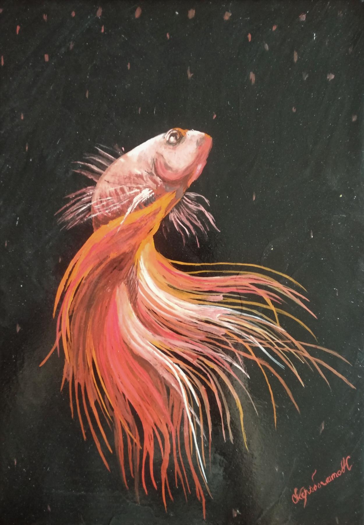 Sergey Vladimirovich Skorobogatov. Fish