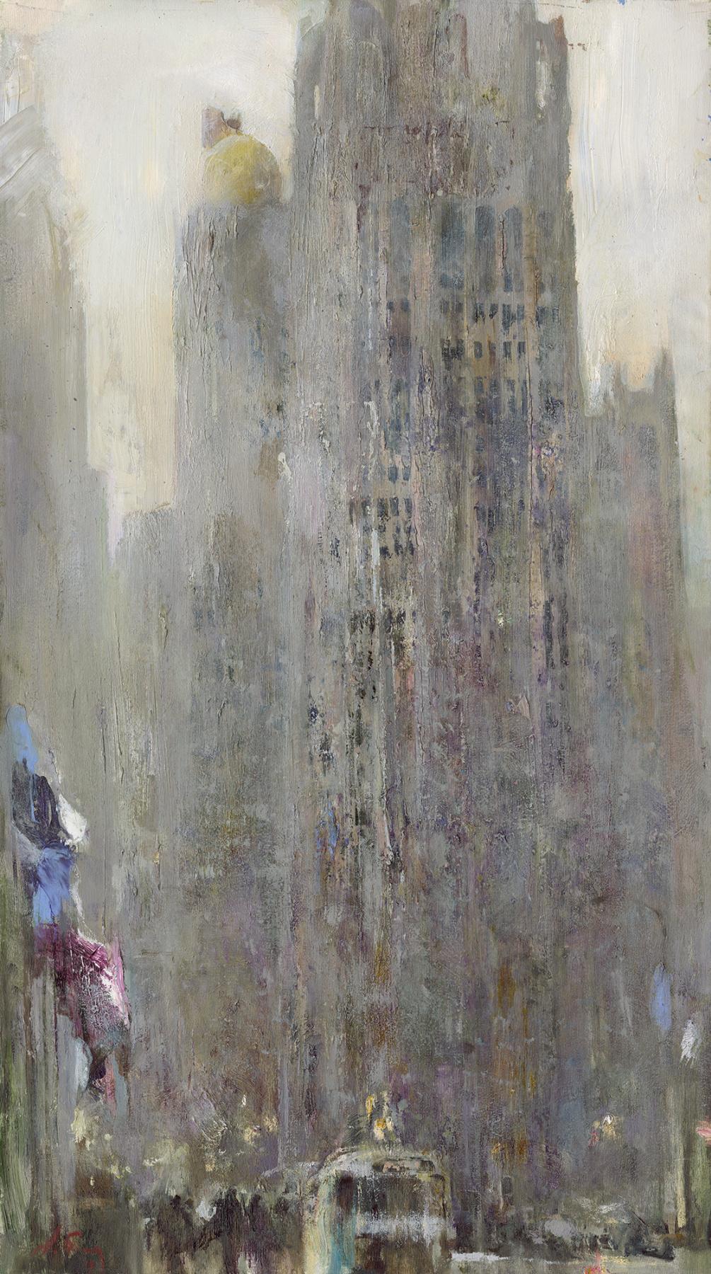 Nikolay Dmitrievich Blokhin. San Francisco