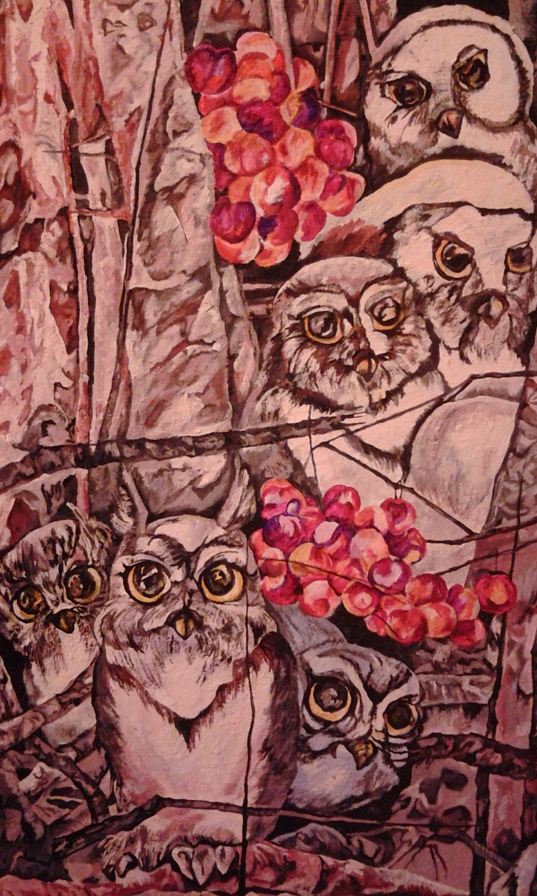 Tatyana Timakova. Owls.day